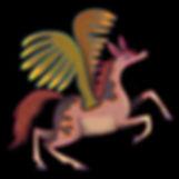 An #alebrije #horse.jpg