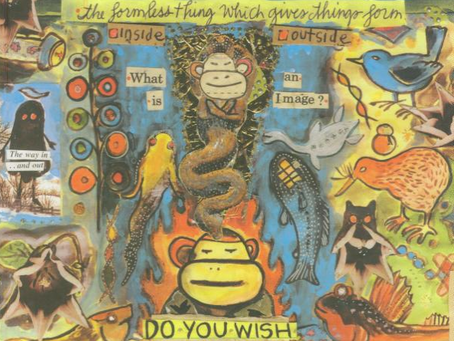 How To Write The Unthinkable With Lynda Barry
