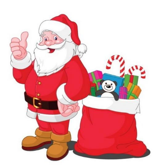 Vente de Noël