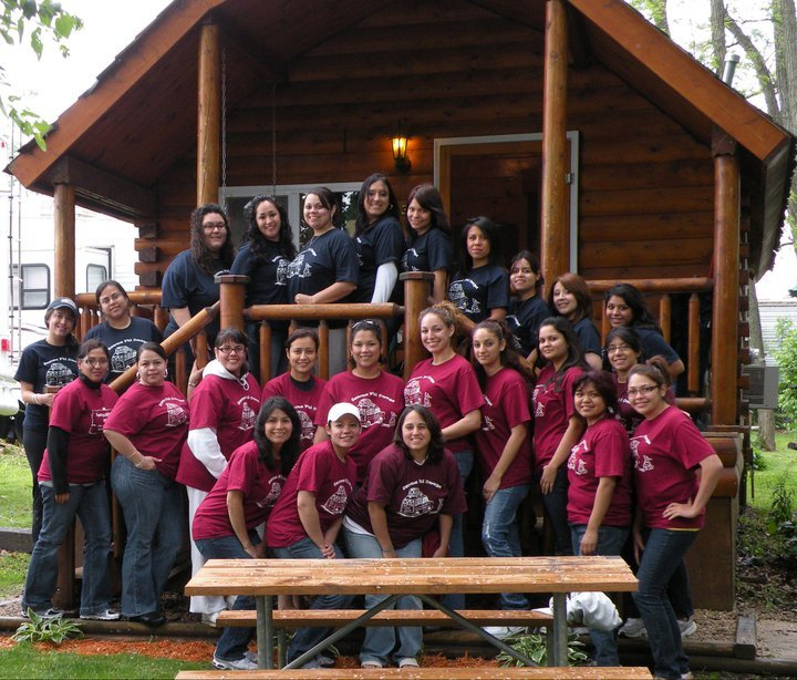 Phi Alpha Camping Retreat