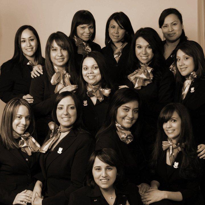 Phi Alpha Founding Sisters