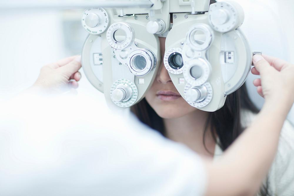 Causas e tratamento da Dor nos Olhos