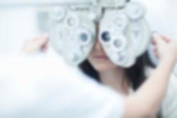 detecting eye floaters