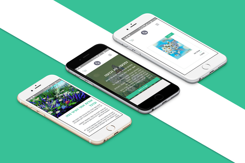 Responsive mobile site