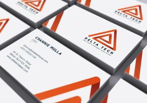 DELTA TECH - Branding