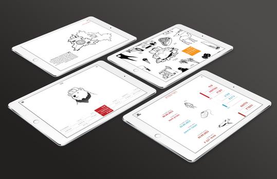 TARBOOT - App Design