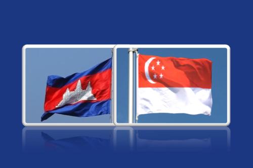 Cambodia-Singapore relations