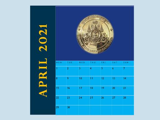 REC's Bulletins (April 2021)