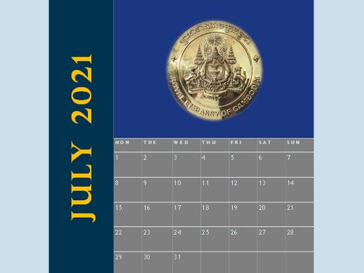 REC's Bulletins (July 2021)