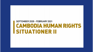 Cambodia Human Rights Situationer II