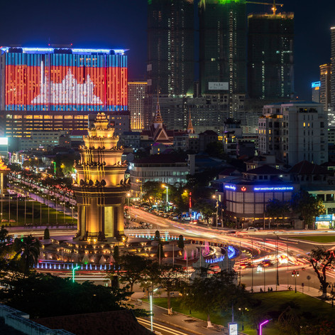 Getting to Know Cambodia