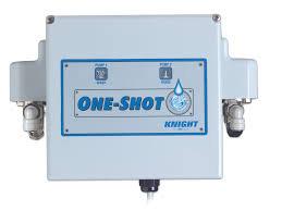 One Shot Soap Dispenser
