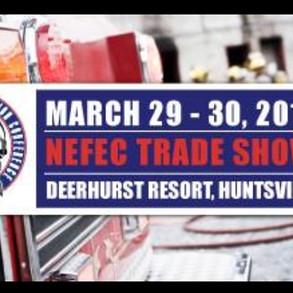 NEFEC March 29-30