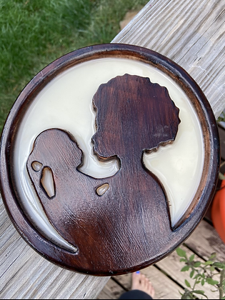Adoring Mother's piece