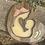 Thumbnail: Angel Wing Keychain/Ornament