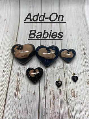 ***ONLY ***ADDITIONAL BABIES  ADD-ON