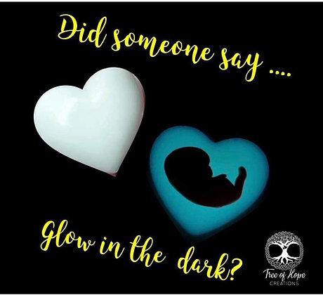 Glow in the dark ADD-ON