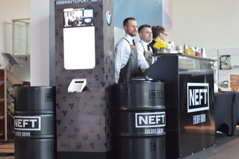 NEFT energy drink