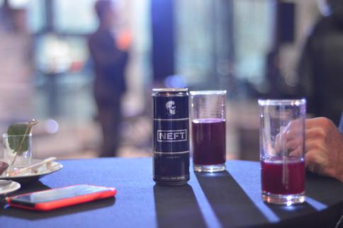 NEFT energy drink