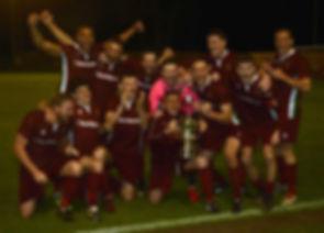 League Winning Team