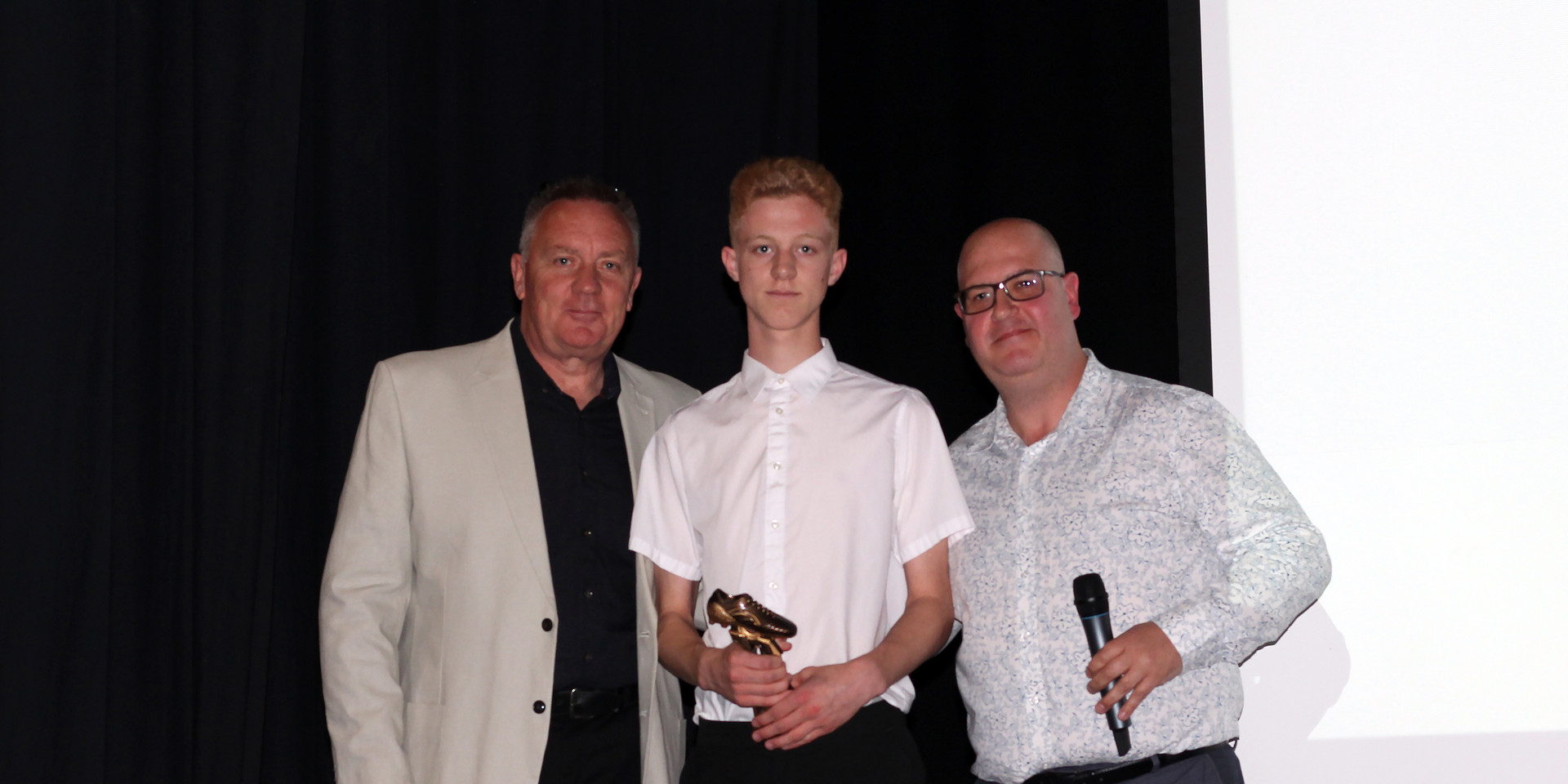 U16 Greens Manager's Player