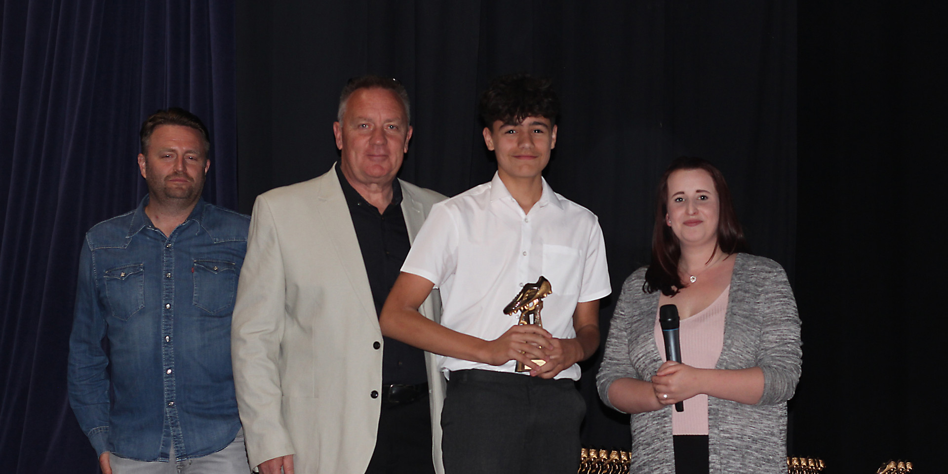 U14 Maroons Manager's Player