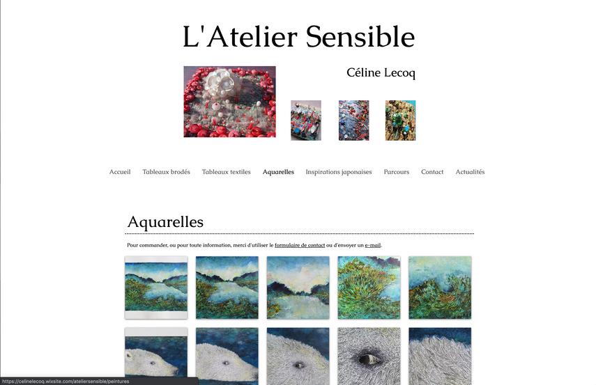 Galerie aquarelles