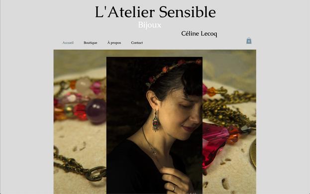 Atelier sensible bijoux