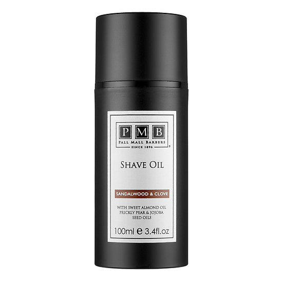 Pall Mall Babers - Shave Oil 100ml
