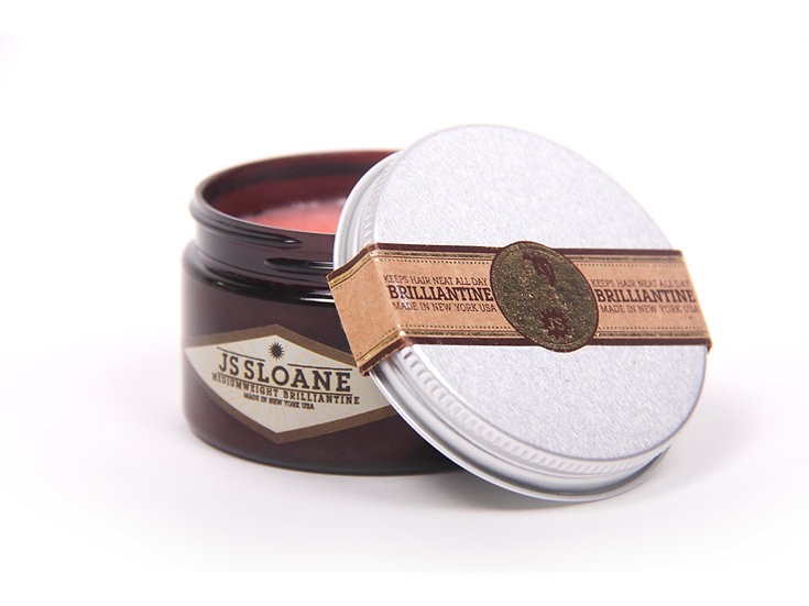 JS Sloane Mediumweight Brilliantine 118 ml