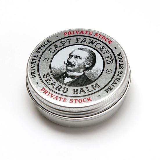 Captain Fawcett - Private Stock Beard Balm 60 ml