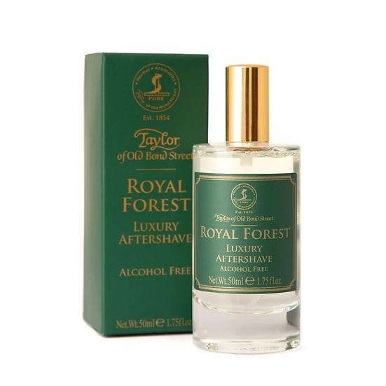Taylor Of Old Bond Street Aftershave Royal Forest 50 ml.