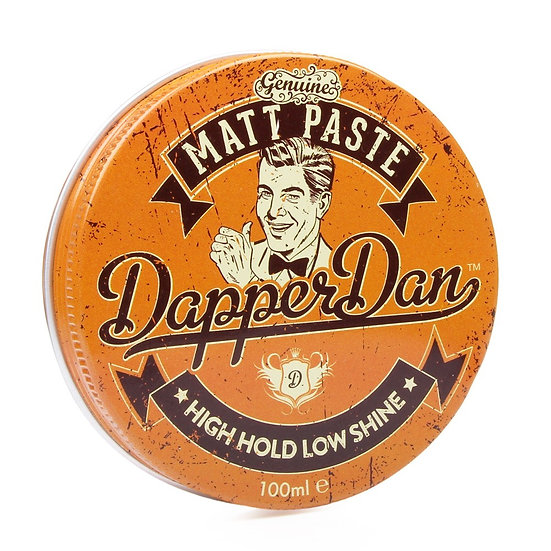 Dapper Dan - Matt Paste 100ml