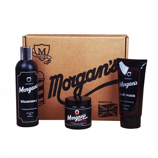 Morgan's Gentleman's Grooming Gaveæske