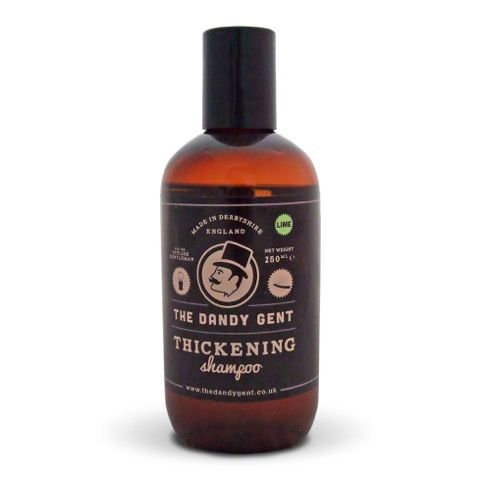 The Dandy Gent - Lime Thickening shampoo 250ml