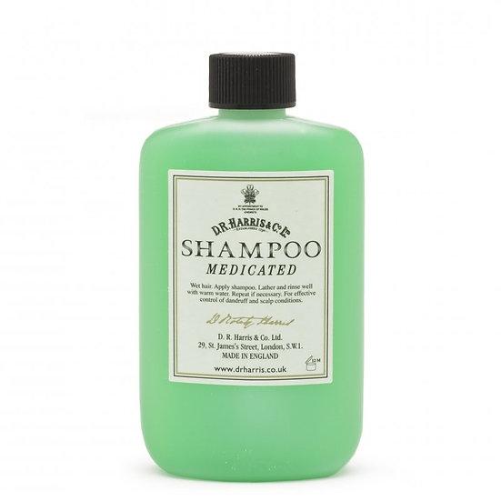 D R Harris Anti Dandruff Medicated Shampoo 250 ml