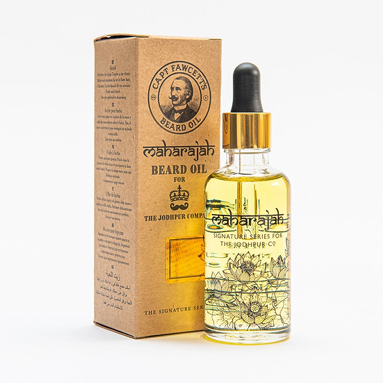 Captain Fawcett Maharajah Skægolie 50ml