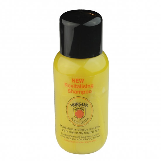 Morgan's New Revitalsing Shampoo 250 ml