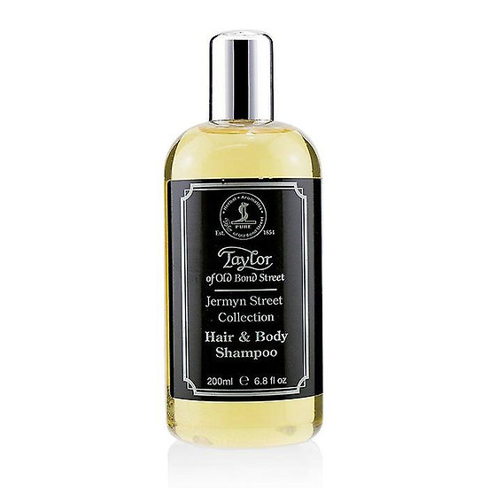 Taylor of Old Bond Street Jermyn Street Hair and Body Shampoo 200 ml