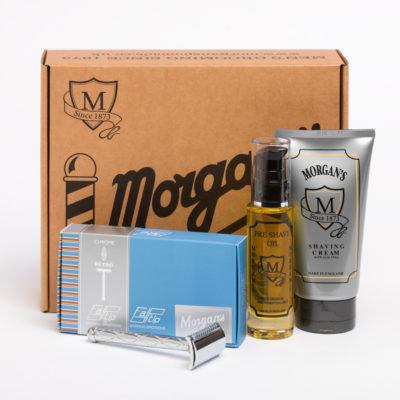 Morgan´s - Shave box