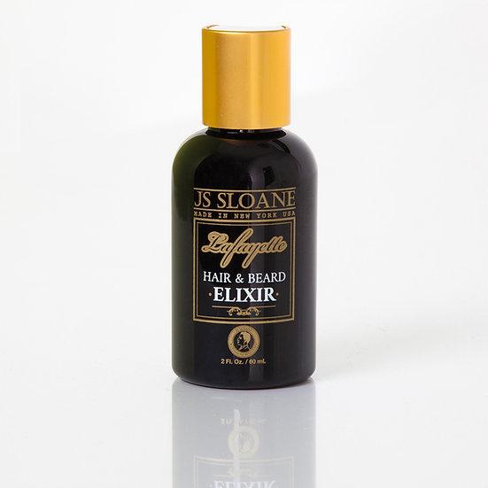 JS Sloane Lafayette Hair & Beard Elixir 60 ml