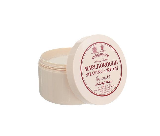 D R Harris Luksus Marlborough Barbercreme 150 g
