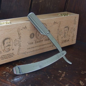 The Dandy Gent - Cut Throat Razor