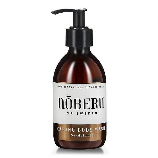 Nõberu Of Sweden Body Wash Sandalwood 250ml