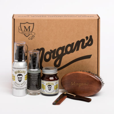 Morgan´s - Beard box