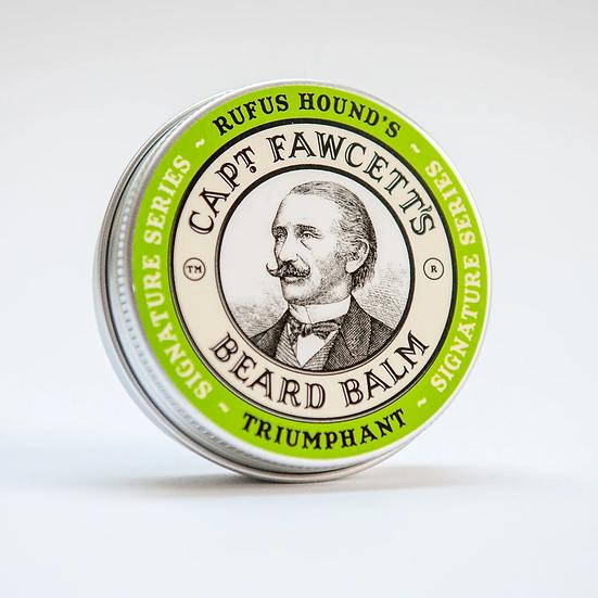Captain Fawcett - Rufus Hound's Triumphant Beard Balm 60 ml