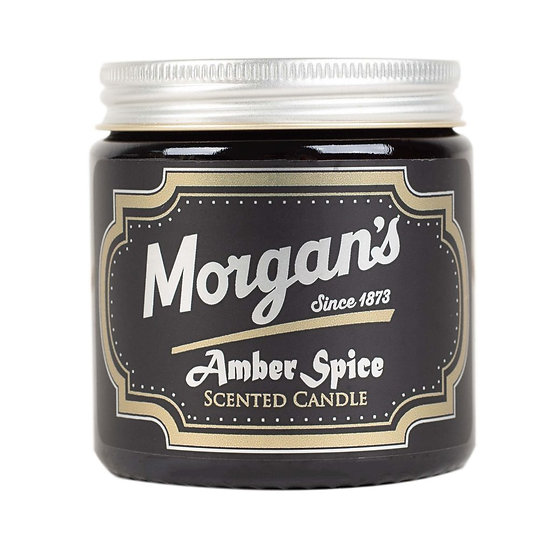 Morgan´s Amber Spice Duftlys 120 ml