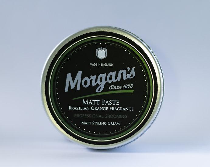 Morgan´s Matt Paste med Brazilian Orange Duft
