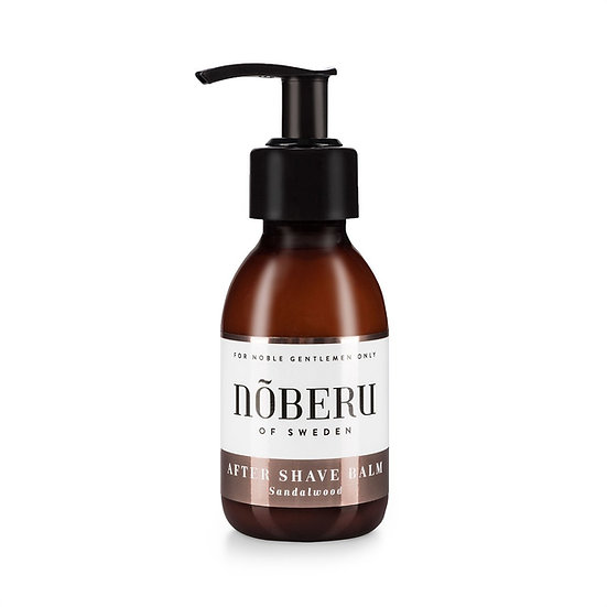 Nõberu Of Sweden After Shave Balm Sandalwood 125 ml