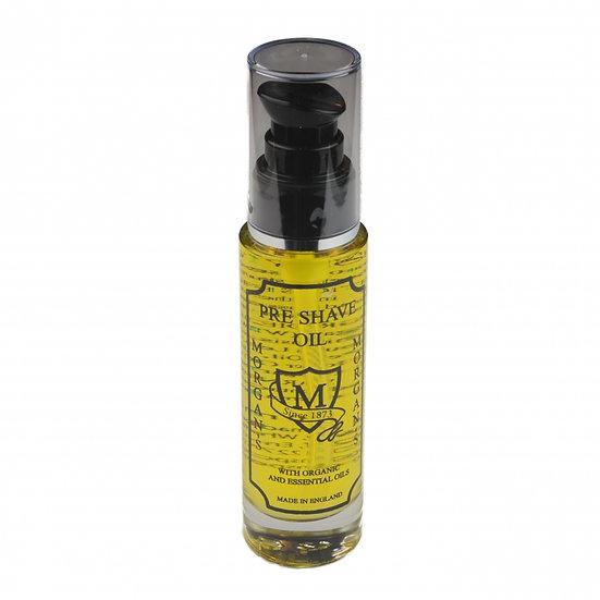 Morgan´s - Pre shave olie 50ml